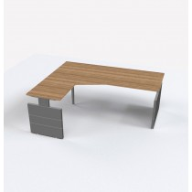 Nova bureau NG compact groot 200 x 160cm